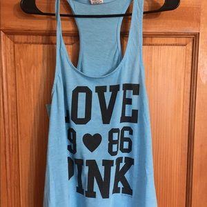PINK Victoria Secret Tank Top 💧